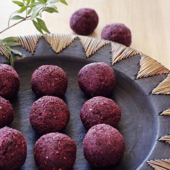 Super Beetroot Balls
