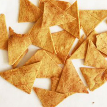 Chickpea Tortilla Chips