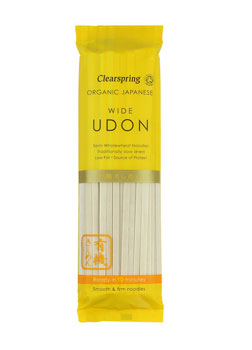 Clearspring Organic Wide Udon Noodles 250g