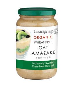 Clearspring Organic Sweet Dessert-Oats 380g