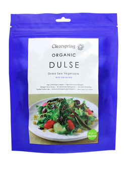 Clearspring Organic Dulse Sea Vegetable 50g