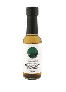 Clearspring Organic Brown Rice Vinegar 150ml