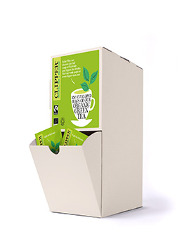 Clipper Organic FT Green Tea 250 Teabags