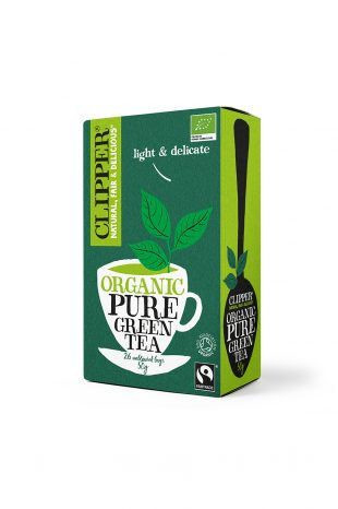 Clipper Organic & FT Green Tea 20 Teabags