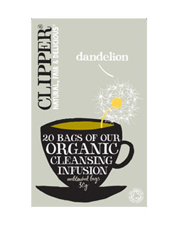 Clipper Organic Dandelion Infusion 20 Teabags