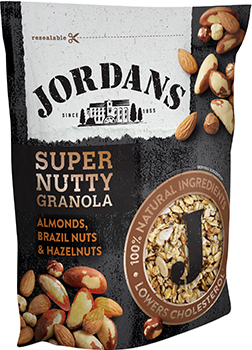 Jordans Supernutty Granola 550g