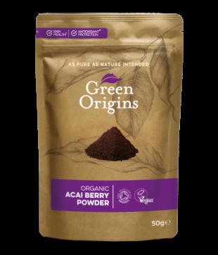 Green Origins Organic Acai Berry Powder 50g