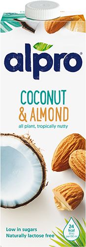 Alpro Coconut Almond Drink 1L