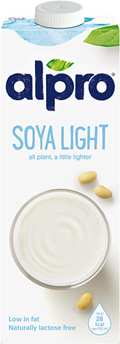 Alpro Soya Drink Light 1L