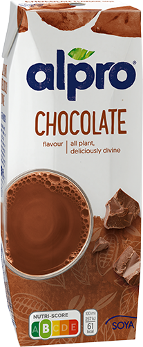 Alpro Mini Chocolate Soya Drink 250ml