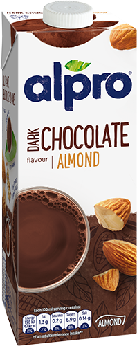Alpro Almond Chocolate Drink 1L