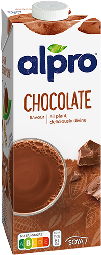 Alpro Chocolate Soya Drink 1L