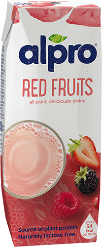 Alpro Mini Red Fruits Soya Drink 250ml