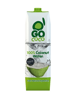 Go Coco 100% Coconut Water 1L