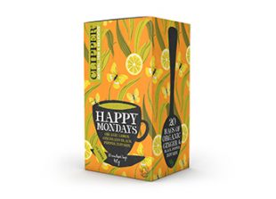 Clipper Happy Mondays Organic Infusion 35g