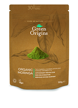 Green Origins Organic Moringa Powder 150g