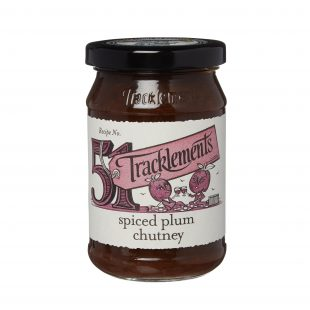 Tracklements Spiced Plum Chutney 310g