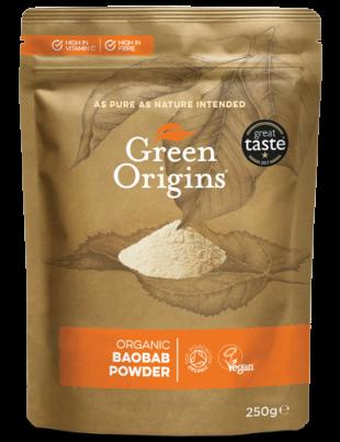 Green Origins Organic Baobab 250g