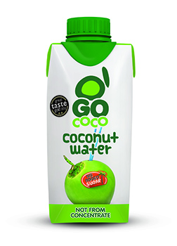Go Coco 100% Coconut Water 330ml