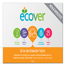 Ecover All-in-One Dishwasher Tabs
