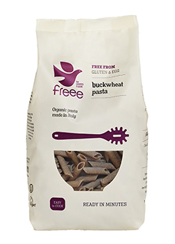 Freee by Doves Farm Buckwheat Penne 500g