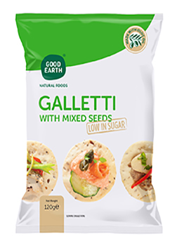 Good Earth Mixed Seed Galletti
