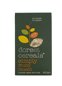 Dorset Cereals Simply Fruity Muesli 620g