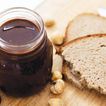 Healthy Homemade Chocolate Spread
