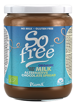 So Free Organic Milk Alternative Chocolate Spread 275g