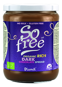 So Free Organic Rich Dark Chocolate Spread 275g