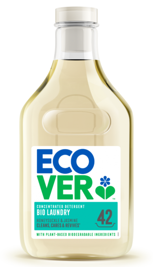 Ecover Laundry Liquid 1.5L Honeysuckle & Jasmine