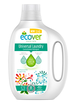 Ecover Laundry Liquid 850ml Honeysuckle & Jasmine