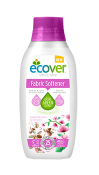 Ecover Fabric Softener Apple Blossom & Almond 750ml