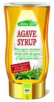 Allos Organic Agave Syrup 250ml