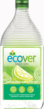 Ecover Washing Up Liquid Lemon & Aloe 950ml