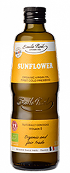 Emile Noel Organic Virgin Sunflower Oil 500ml