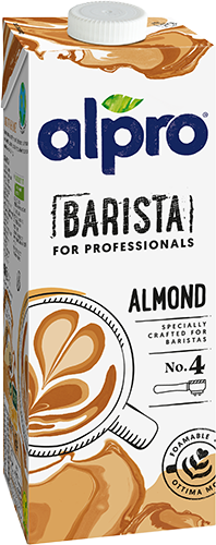 Alpro Almond Barista (for Professionals) 1L