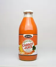 Aureli Organic Carrot Juice 750ml
