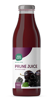 Good Earth Organic Prune Juice 750ml