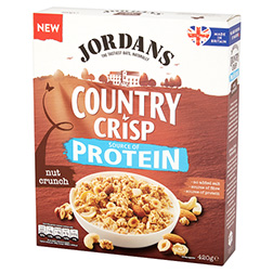 Country Crisp Source of Protein Nut Crunch 420g