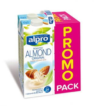 Alpro Almond Promo Pack 3+1 Free