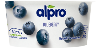 Alpro Blueberry PBAY 150g