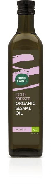Good Earth Cold Pressed Organic Sesame Oil