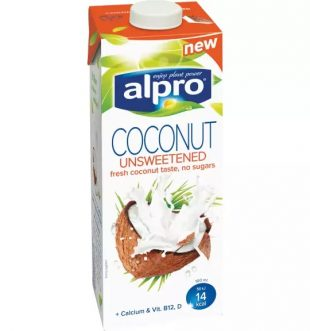 Alpro Coconut Unsweetened 1L