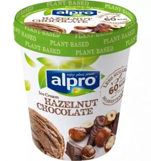 Alpro Hazelnut Chocolate Ice-Cream 500ml