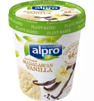 Alpro Vanilla Ice-Cream 500ml