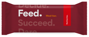 Feed. Red Berries Bar 100g