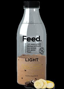 Feed. LIGHT Bottle Banana Chocolate 150g