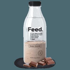 Feed. Bottle Chocolate 150g