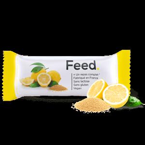 Feed. Lemon and Amaranth Bar 100g